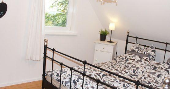 Schlafzimmer | Ferienwohnung Barkhof Egestorf