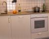 Küche, das Ferienhaus auf dem Barkhof Egestorf in der Lüneburger Heide