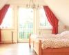 Schlafzimmer, das Ferienhaus auf dem Barkhof Egestorf in der Lüneburger Heide