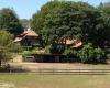 Hof, das Ferienhaus auf dem Barkhof Egestorf in der Lüneburger Heide