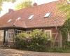 Einfahrt / Hof, das Ferienhaus auf dem Barkhof Egestorf in der Lüneburger Heide